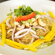 Yum Pla Dook Foo (Catfish Salad)