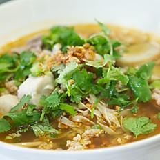 Tum Yum Noodle Soup