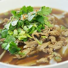 Five-Spice Duck Noodle Soup