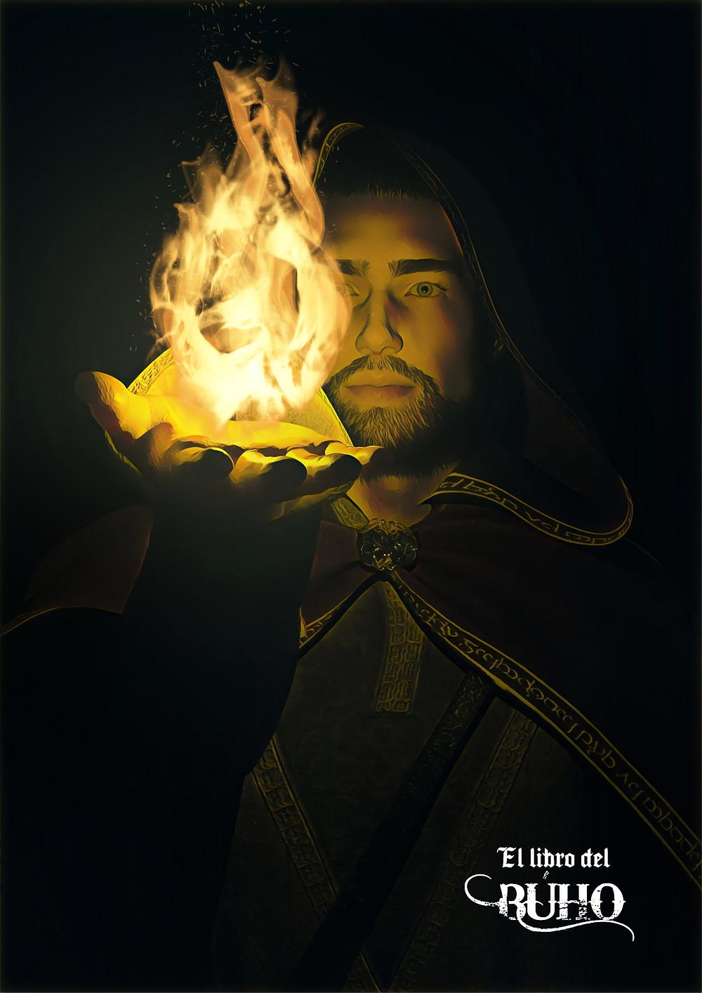 El mago y sus sortilegios
