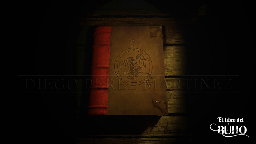El libro del búho tal cual Juan lo vio