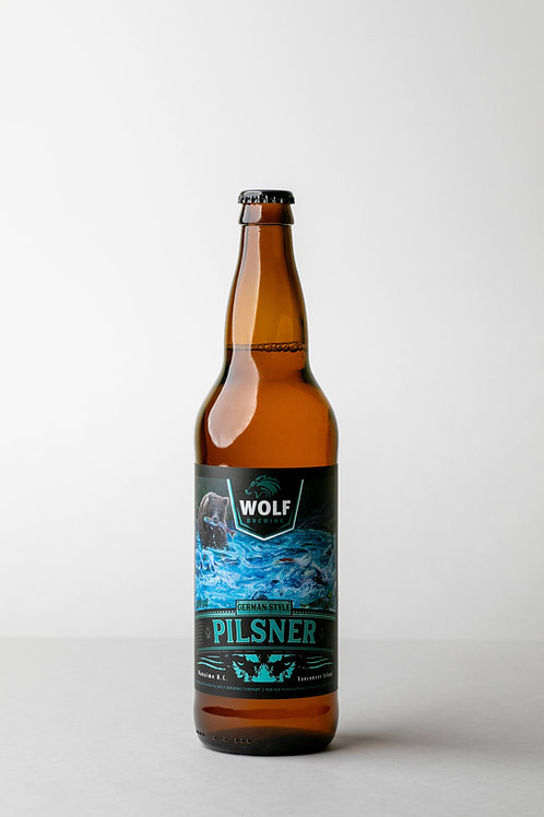 German Pilsner - 12 Case 650mL - Liquor Store