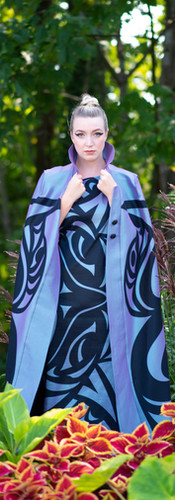 Ay-Lelum | Custom Coast Salish Clothing