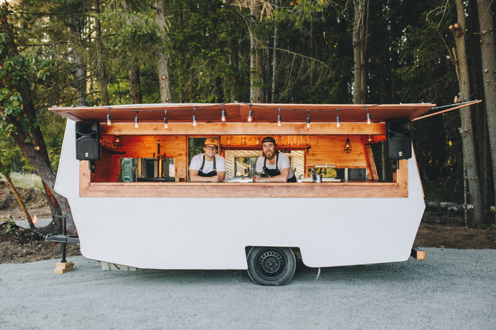 Travel Bar | Vancouver Island BC | Full Mobile Bar