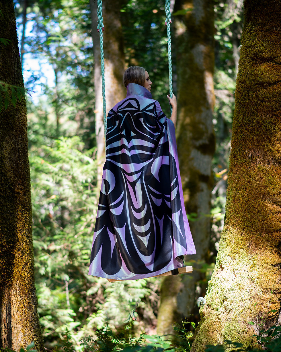 Ay-Lelum | Custom Coast Salish Clothing | Nanaimo, BC