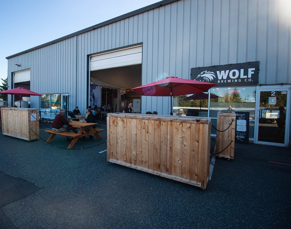 The Wolf Den - Wolf Brewing Company