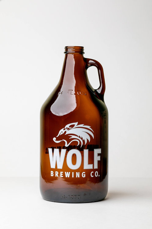 64oz Refillable Growler