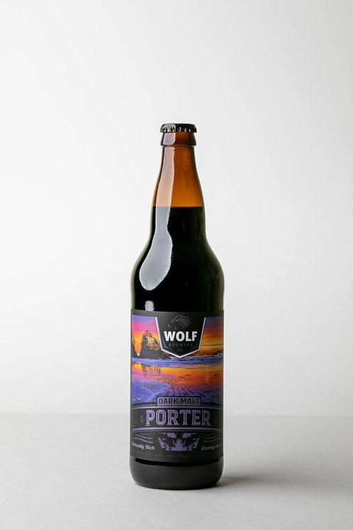 Dark Malt Porter - 12 Case 650mL -Liquor Stores