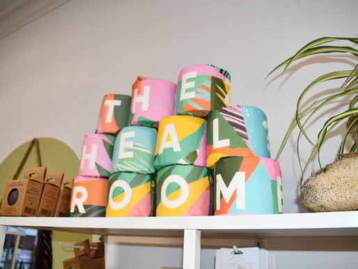 The Heal Room: An Interview with Owners Ana & Karen