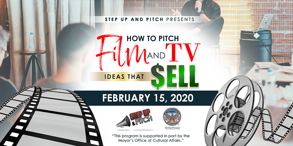 Pitch Film and TV Ideas That Sell