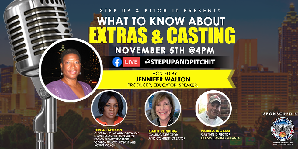 What to Know About Castings & Extras