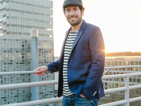DJ-Portrait - Markus Rosenbaum