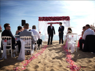 Beachwedding Anna & Stani Algarve/Portugal