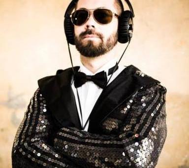 DJ-Portrait Francois Frommage