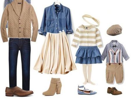 Come vestirsi per una sessione
