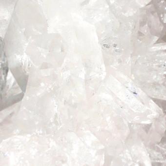 Le cristal de roche (Quartz)