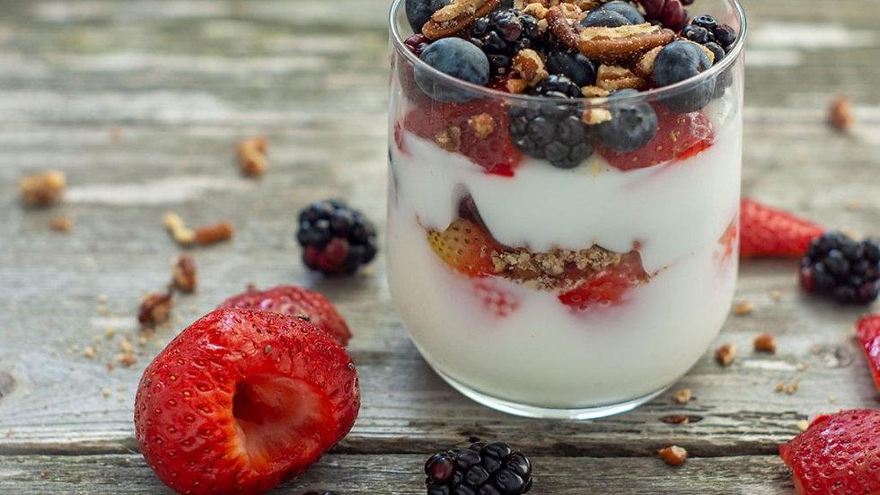Parfait au Yougurt