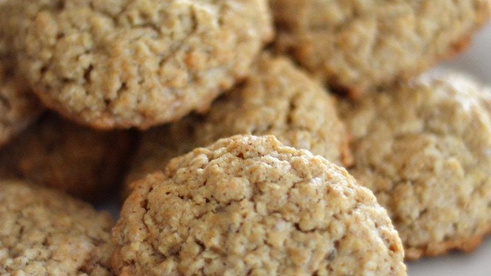 Biscuit a l'avoine
