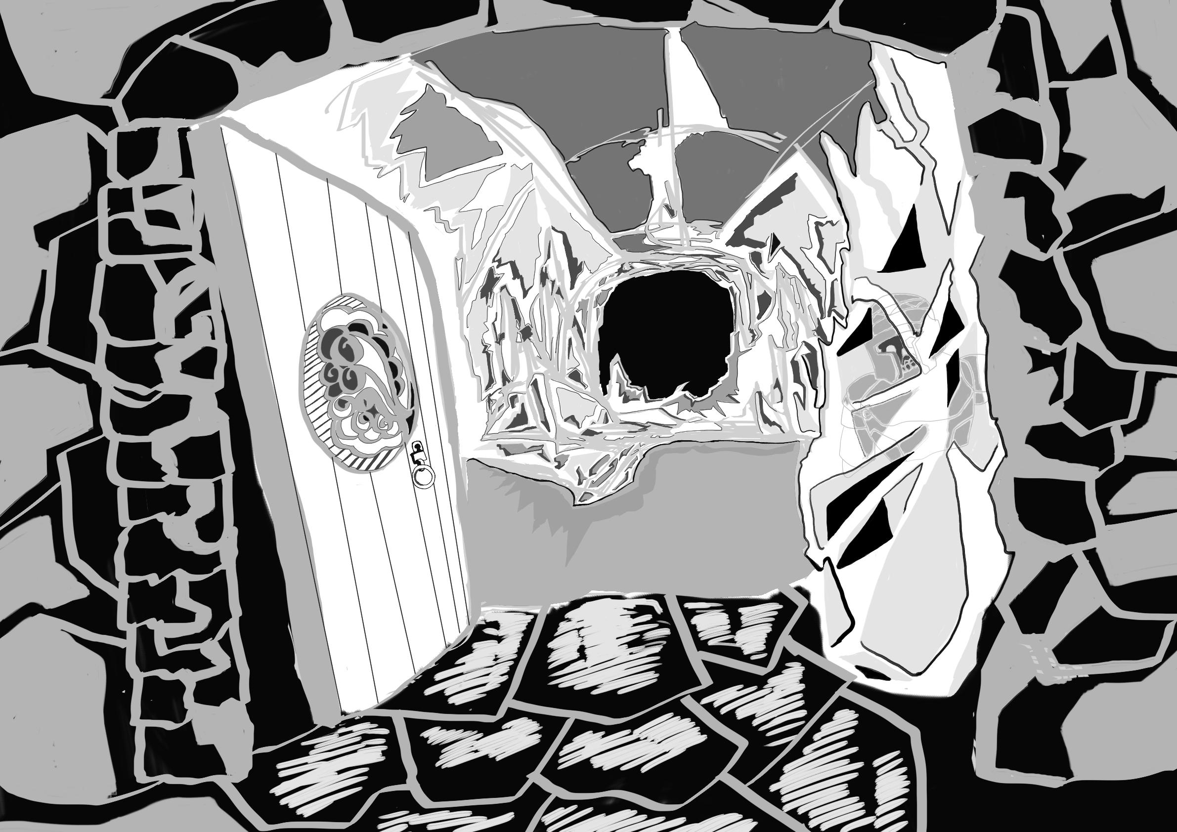 Dungeon Room Concept