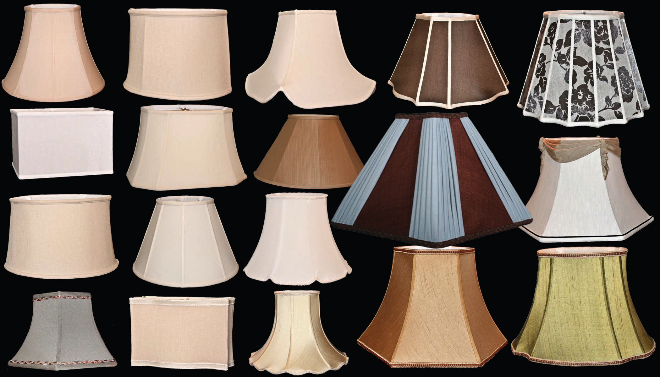 Lampshades made in usa lamp shade manufacturer morlee lampshade aloadofball Images