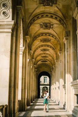 Séance couple Paris