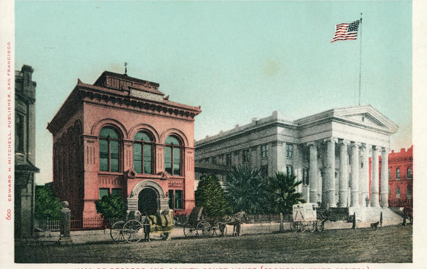 Hall of Records, Sacramento, California