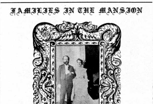 Vol.19 No.2 Families in the Mansion (Print Copy)