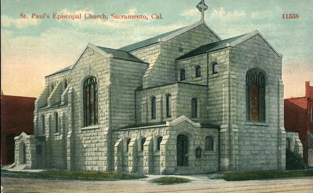 St. Paul's Episcopal Church, Sacramento, California. No. 11558