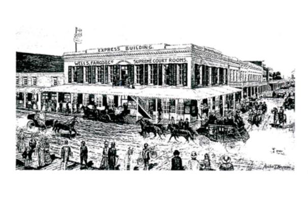 Vol.42 No.4 Wells Fargo & Co.'s Agents in Early Sacramento (Print Copy)