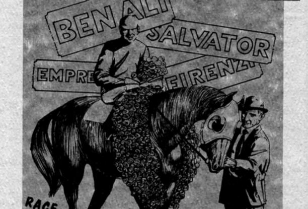 Vol.15 No.5 Race Horses on the Rancho Del Paso (Print Copy)