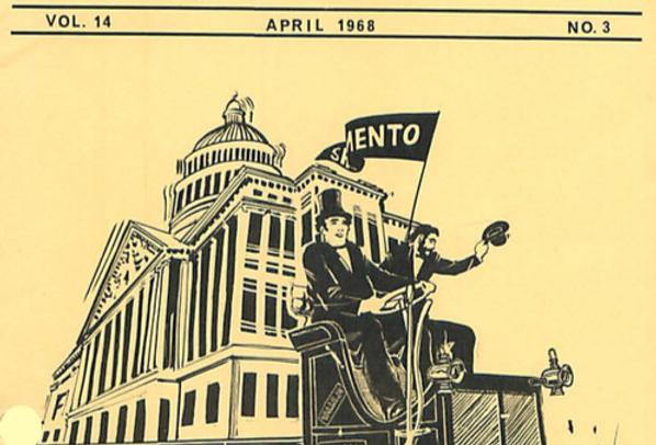 Vol.14 No.3 California's Capitol (Print Copy)