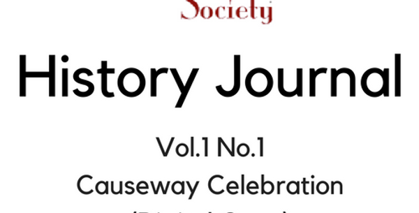 Vol.1 No.1 Causeway Celebration (Digital Copy)