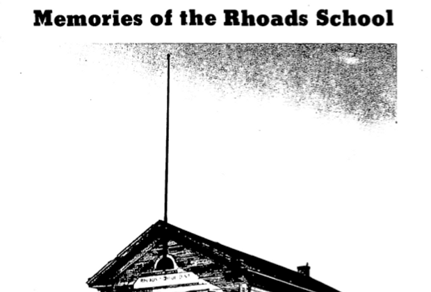 Vol.23 No.1 Rhoads School (Print Copy)
