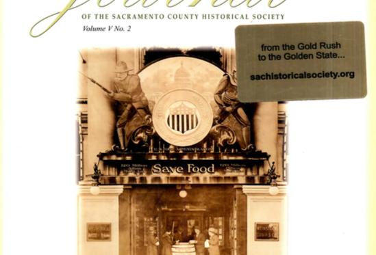 Vol.5 No.2 Sac Department Stores: Windows on American Cultures (Print Copy)
