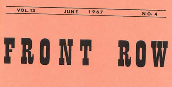 Vol.13 No.4 Theatre Audiences of the Golden Era (Print Copy)