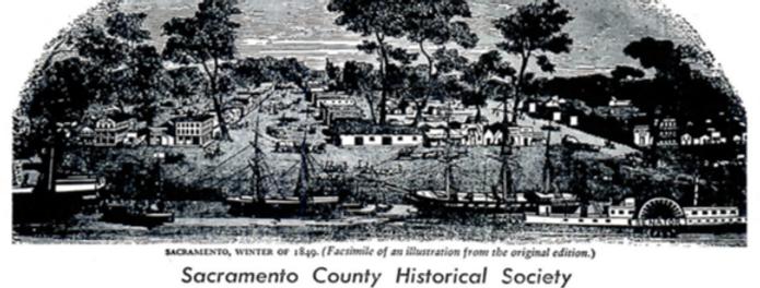 Vol.6 No.3 1850 Excursion on the Sacramento (Print Copy)