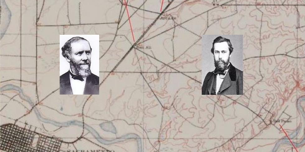 Tavis and Haggin: Sacramento's Early Transnational Businessmen (1)