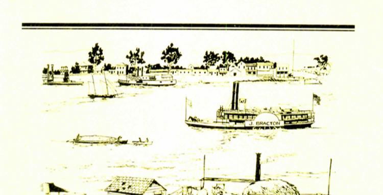 Vol.26 No.3 K Street Landing & the Embarcadero (Print Copy)