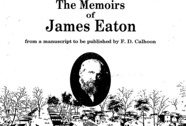 Vol.32 No.2 From the Memoirs of James Eaton (Print Copy)
