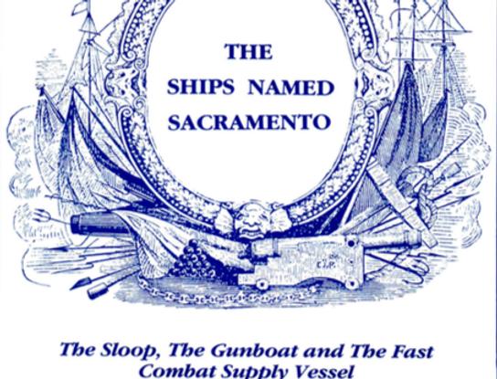 Vol.31 No.3 The Ships Named Sacramento (Print Copy)