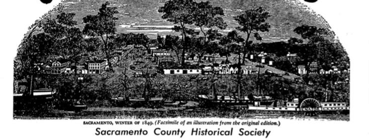 Vol.1 No.2 Early Sacramento Buildings (Print Copy)