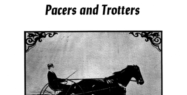 Vol.25 No.4 Pacers and Trotters (Print Copy)