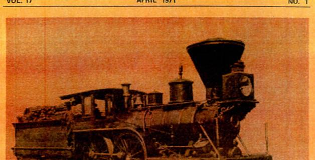 Vol.17 No.1 The Freeport Railroad (Print Copy)