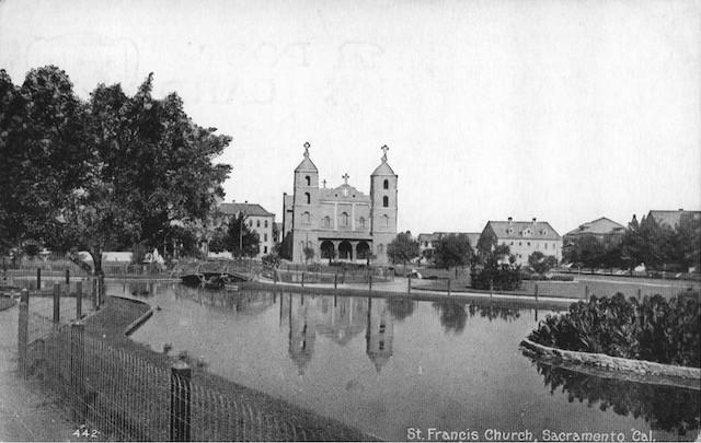 St. Francis Church, Sacramento, California. No. 442