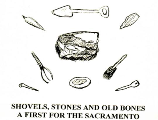 Vol.43 No.4 Shovels, Stones & Old Bones: Sac Junior College (Print Copy)