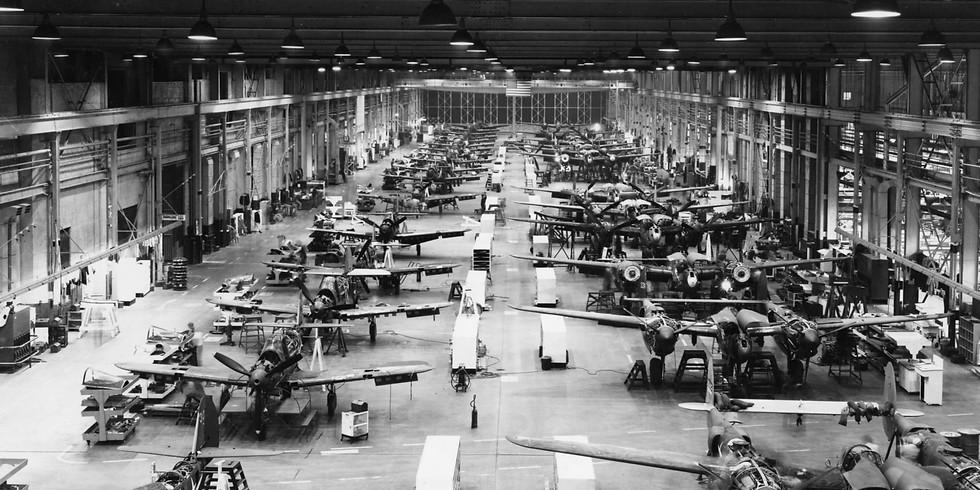 World War II and Sacramento