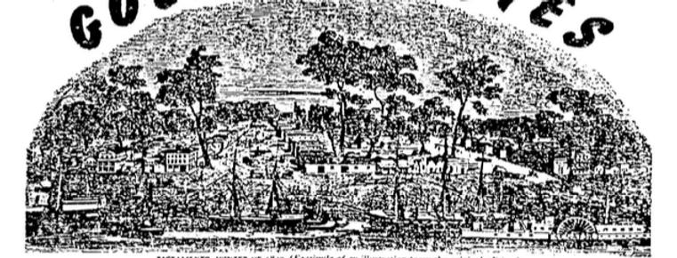 """Vol.26 No.1A The """"Big Wagons"""" - 1858 (Print Copy)"""