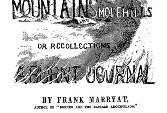 Vol.31 No.1 Mountains/Molehills (Print Copy)