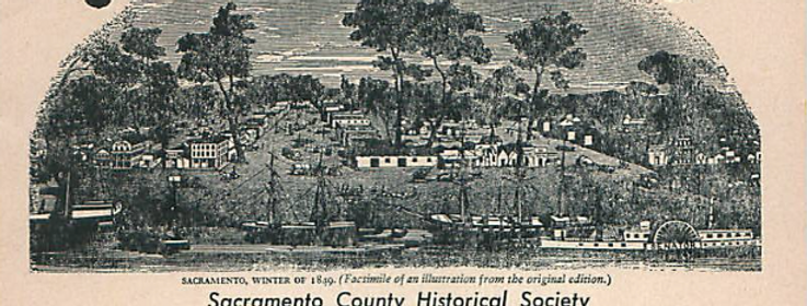 Vol.1 No.3 Building the Sacramento Valley Railroad (Print Copy)