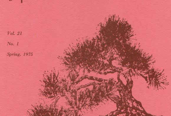 Vol.21 No.1 Japanese in Sacramento, 1910 (Print Copy)
